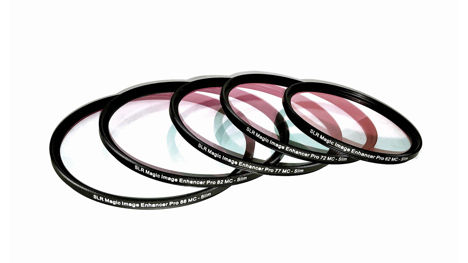 SLR Magic がUV IR レンズフィルターImage Enhancer Proを発売