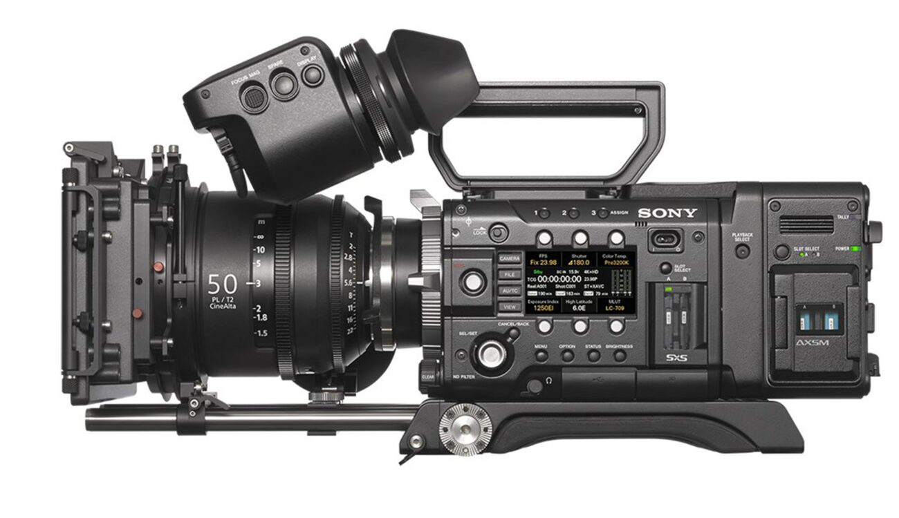 """""""Compressed RAW"""" from Sony? The Sony AXS-R7 X-OCN Is Here to Help"""