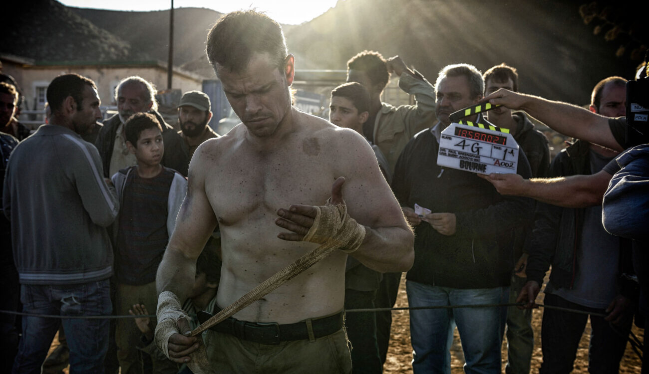 "DaVinci Resolve Studio Delivers for ""Jason Bourne"""