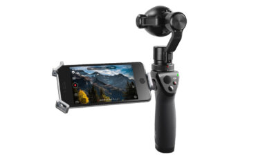 DJI Releases New Osmo+ - Handheld Gimbal with Zoom