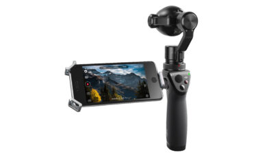 DJI Releases New Osmo+ - Handheld Gimbal with Zoom