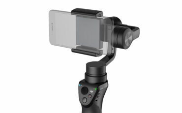 DJI Releases New Osmo Mobile: a Gimbal for Your Smartphone
