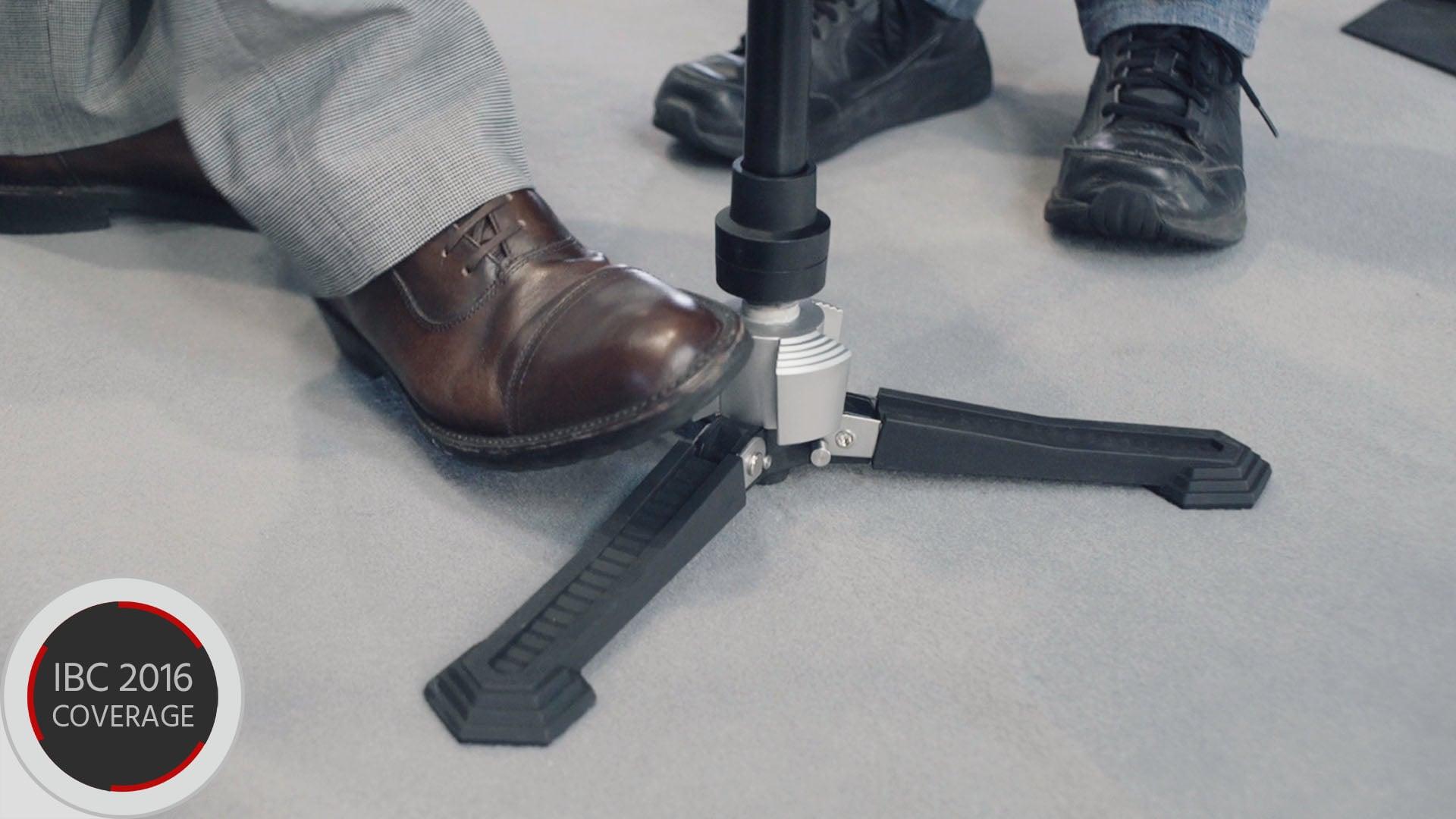 リーベックHFMP - 自立するビデオ用モノポッド