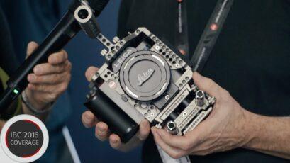 Lockcircle Full Metal Jacket - Leica SL Premium Cage with PL Mount
