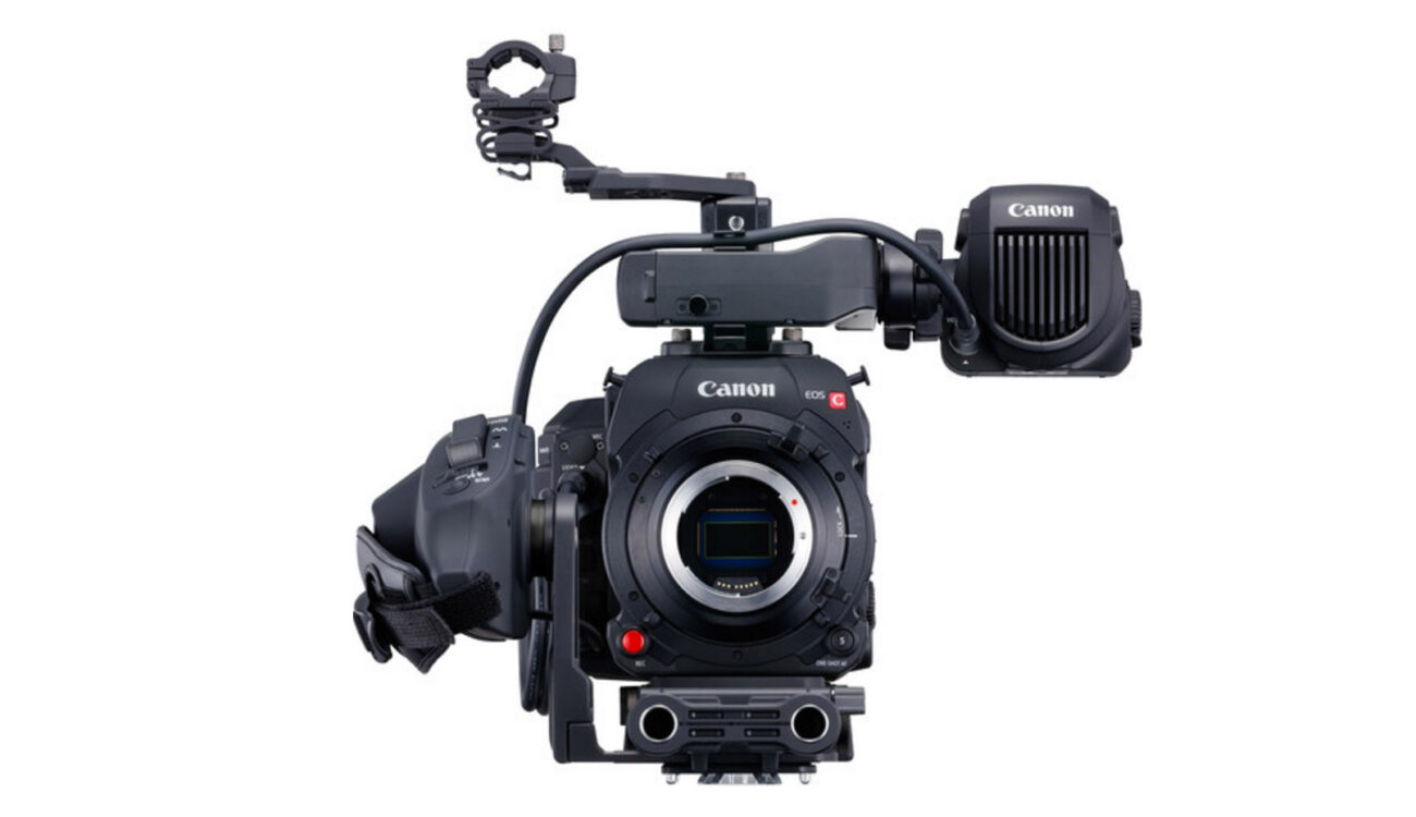 Canon EOS C700 Announced: 4.5K Sensor, 4K ProRes Recording & 120fps