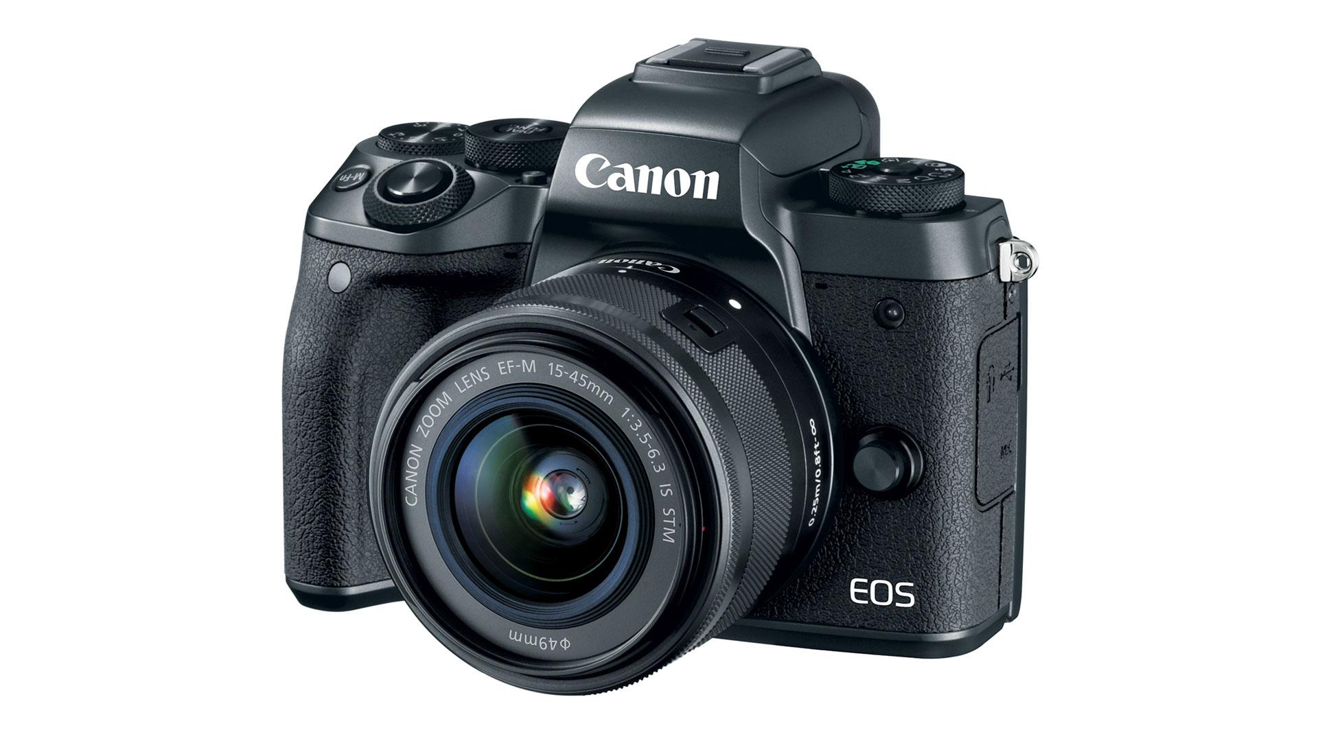 キヤノンが新ミラーレスEOS M5を発表 - HD/60pで撮影可能