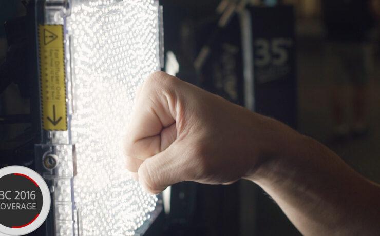 Aputure Amaran Tri-8 LED - Bright and Indestructible