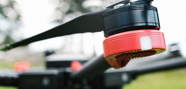 DJI M600 Motors Drone