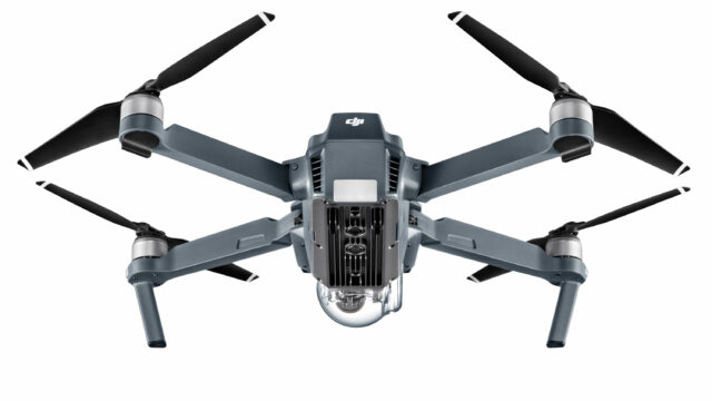 DJI Mavic Pro Drone - Back