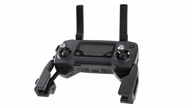 DJI Mavic Controller Remote Unfolded