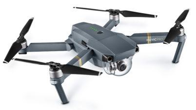 DJI Mavic Drone Featured