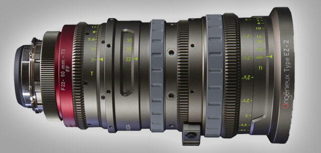 Angenieux EZ-1 Zoom Lens is Finally Ready – EZ-2 to Follow Shortly