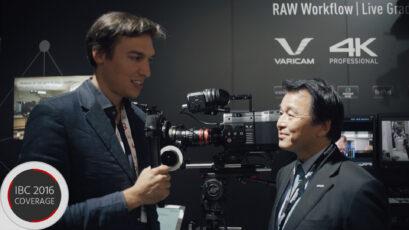 Panasonic Announces VariCam Pure With Uncompressed 4K 120 FPS