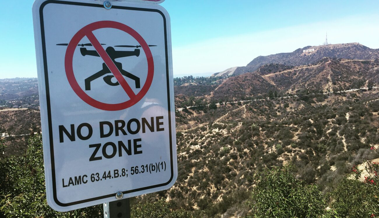 Russian Hackers Disable DJI Drone No Fly Zone Feature