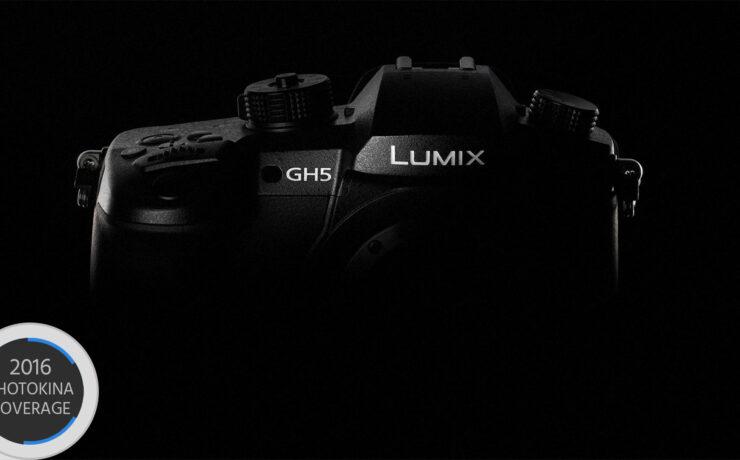 Panasonic GH5 Announced - 4K 60p 10bit 4:2:2 internal