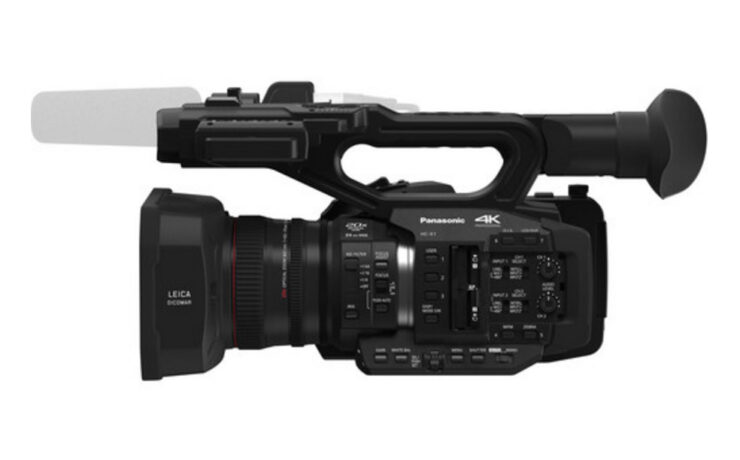 "Panasonic HC-X1 Announced: 4K DCI, 1"" Sensor Video Camera"