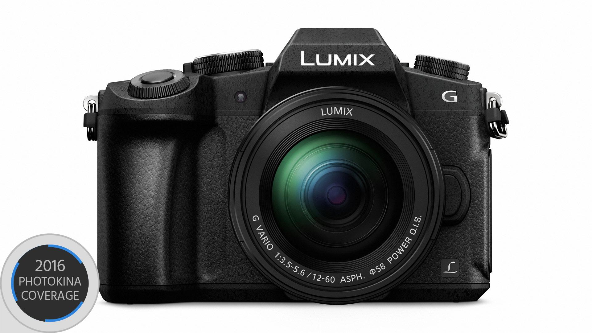 パナソニックがLumix G8発表 - 4K/30p撮影もできるマイクロフォーサーズ ミラーレス