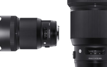 Sigma 85mm Art f/1.4 Lens Finally Announced