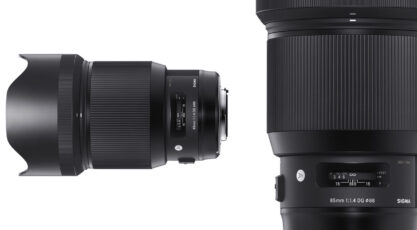 Sigma 85mm Art f/1.4 Lens Finally Announced