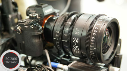 Hands-on with Sigma Cinema Prime and Zoom Lenses