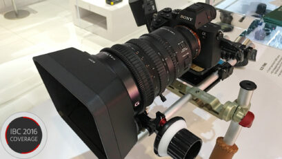 Hands On Video With Sony 18-110mm F/4