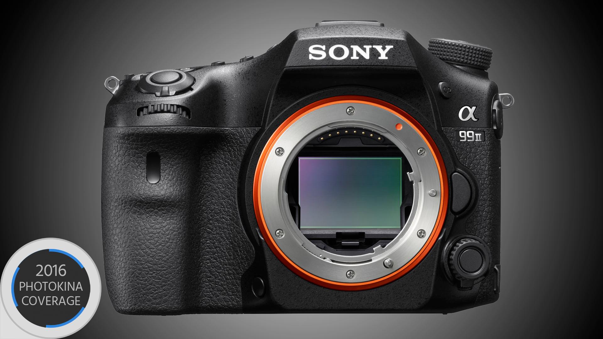ソニーα99IIを発表 - フラグシップDSLR 4K撮影機能も搭載