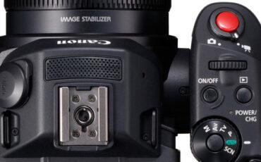 Canon XC15 Compact 4K Camera Announced