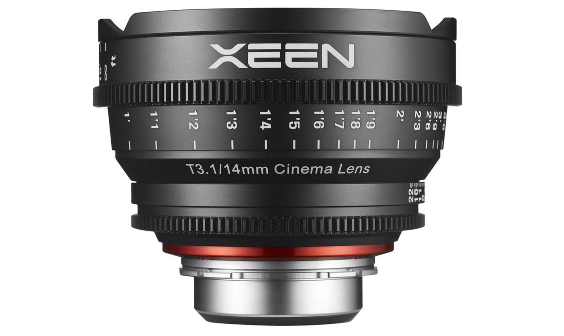 Xeen 16mm
