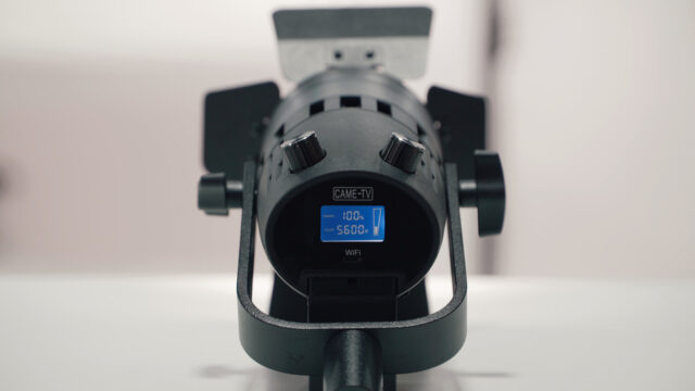 Came-TV Boltzen Compact LED Fresnel