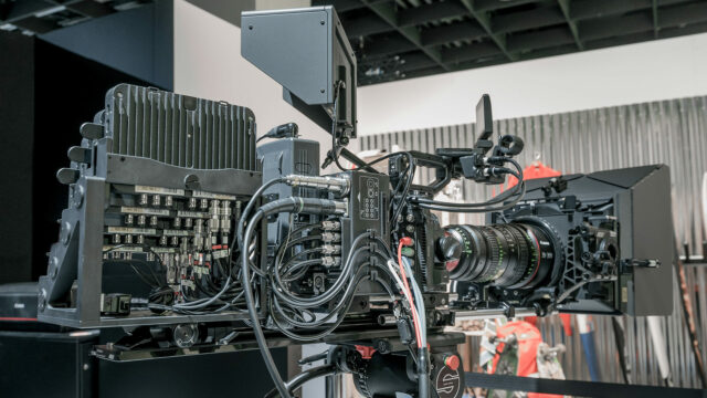 Canon 8K Camera Prototype at Photokina 2016