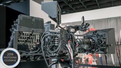 Canon 8K Prototype Camera