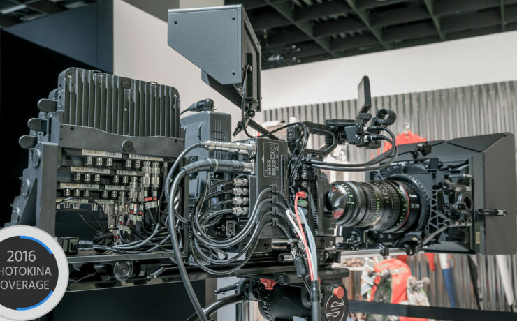 A Look at Canon's Crazy 8K Camera Prototype