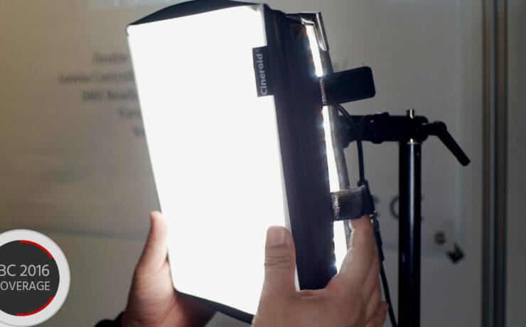 Cineroid FL400S - Flexible and Waterproof Bi-Color LED Panel