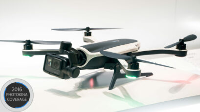 GoPro Karma - Hands on with the New Foldable Drone