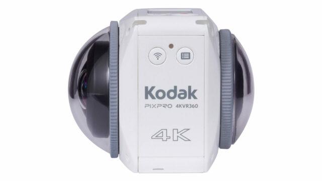 Kodak 4KVR360 360° Action Camera