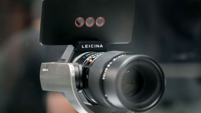 Future of Leica Cinema Cameras