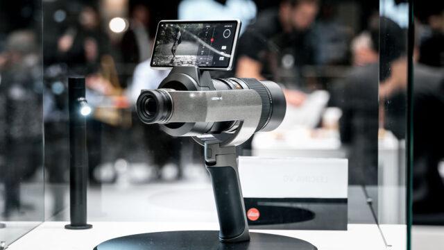 Leica Leicina VC - a possible leica cinema camera