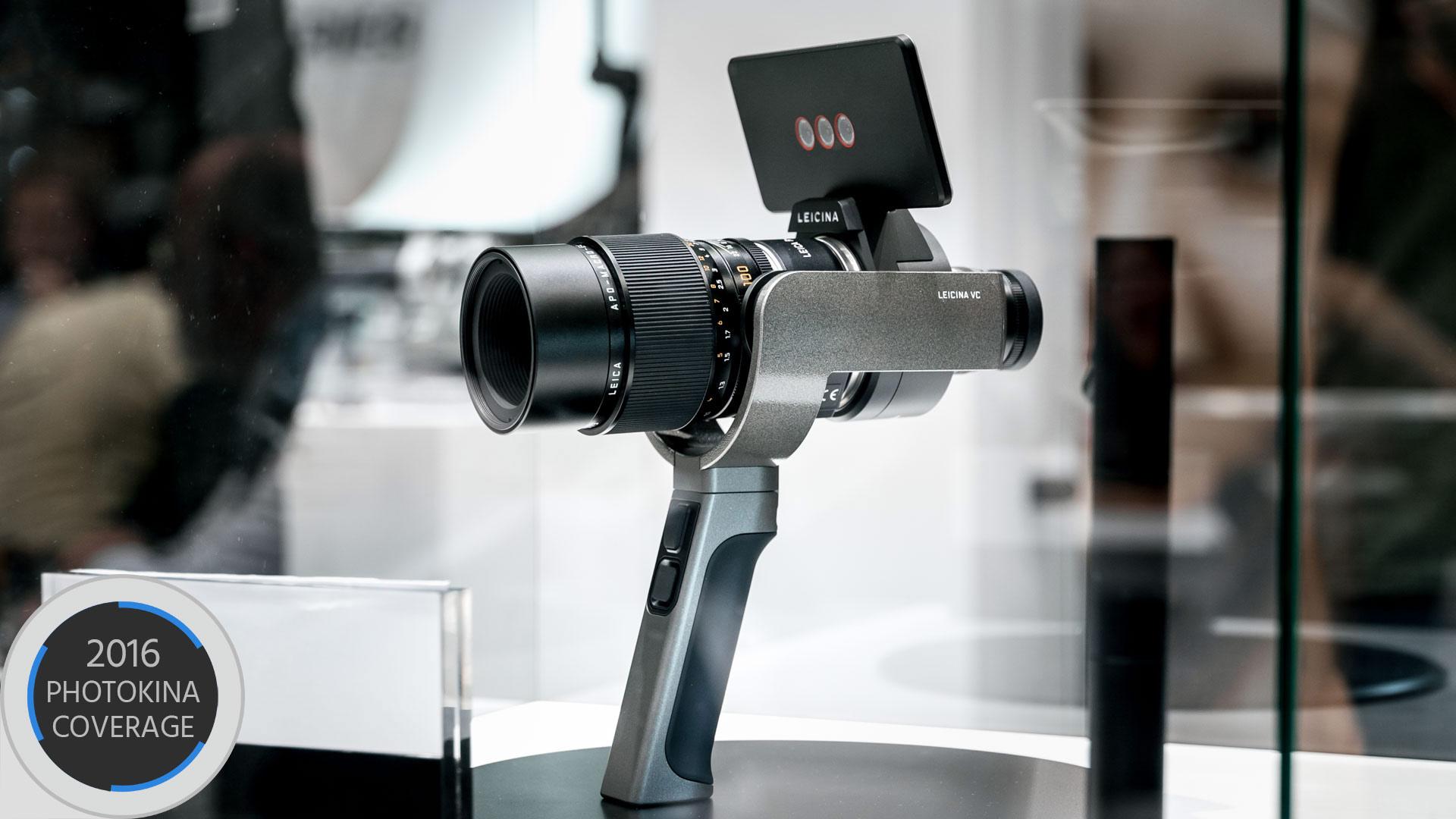 ライカシネマカメラが見せる未来 — コンセプト展示について聞く