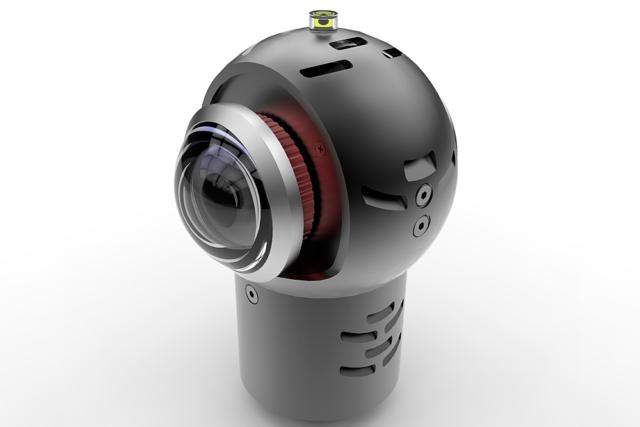 VR RAW Camera