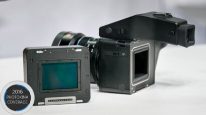 Is Medium Format Video Coming? + External Footage from Phase One XF IQ3