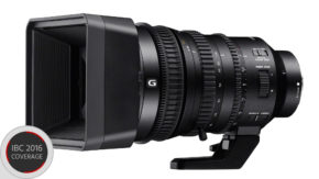 the new Sony 18-110mm zoom lens