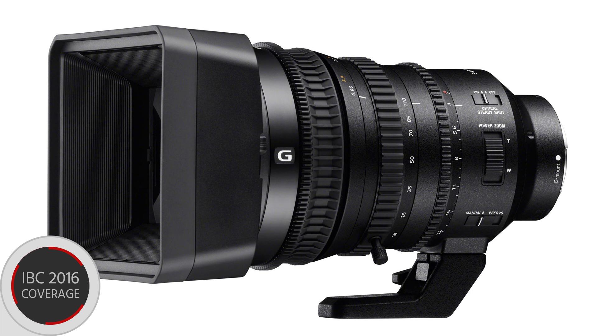 ソニーが18-110mm F4 Lens発表-3リングと内蔵電動ズーム装備