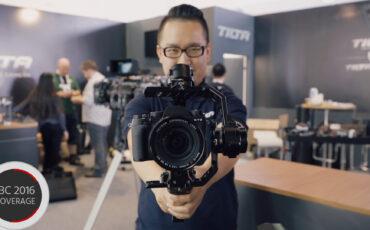 Tilta Gravity G1 - A New Handheld Gimbal for Mirrorless Cameras