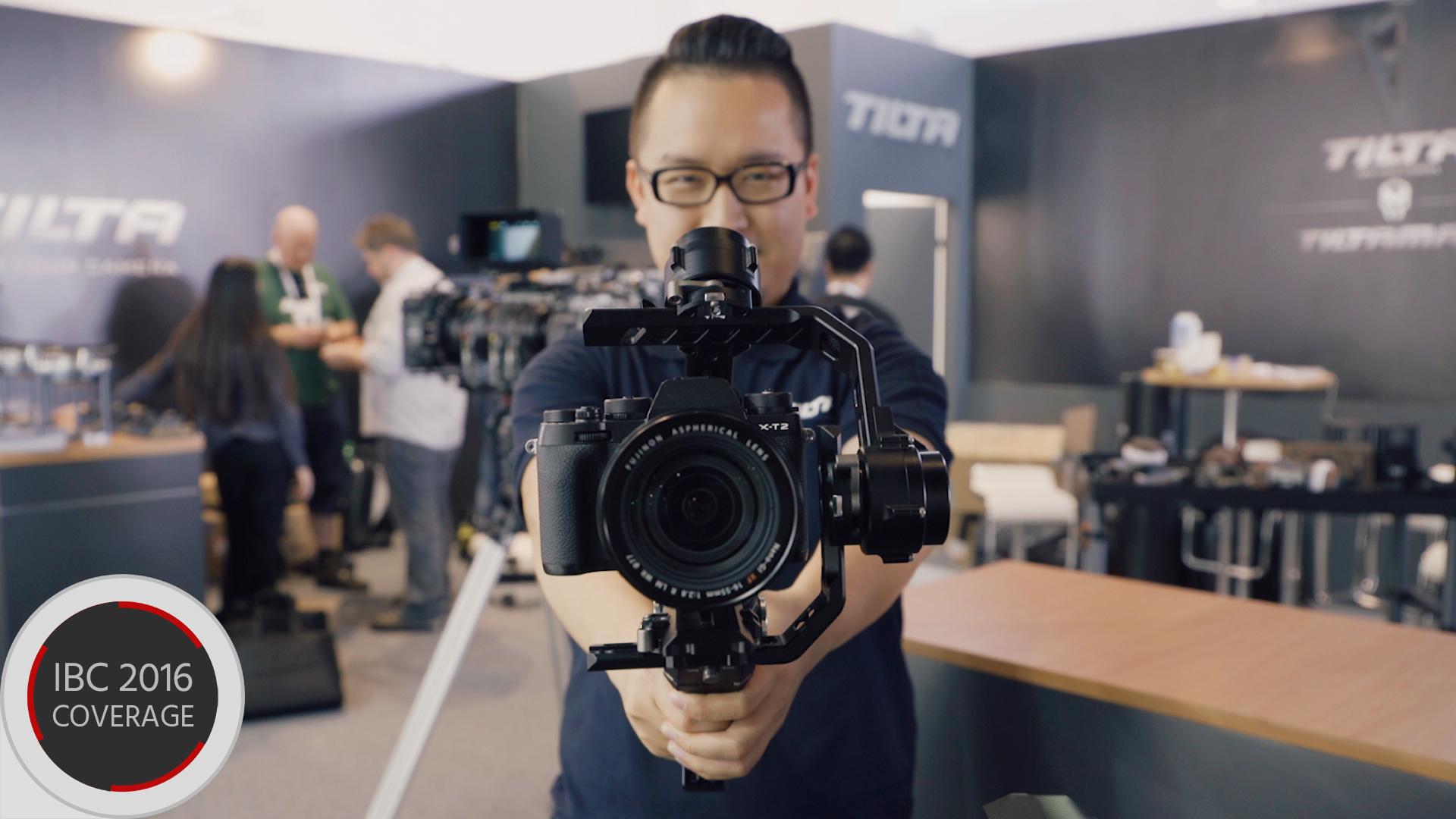 ティルタ(Tilta) Gravity G1 - 360°回転するミラーレスカメラ用小型ジンバル
