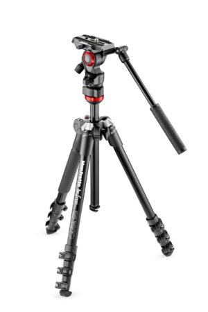 Manfrotto Befree Live - Compact Video Tripod