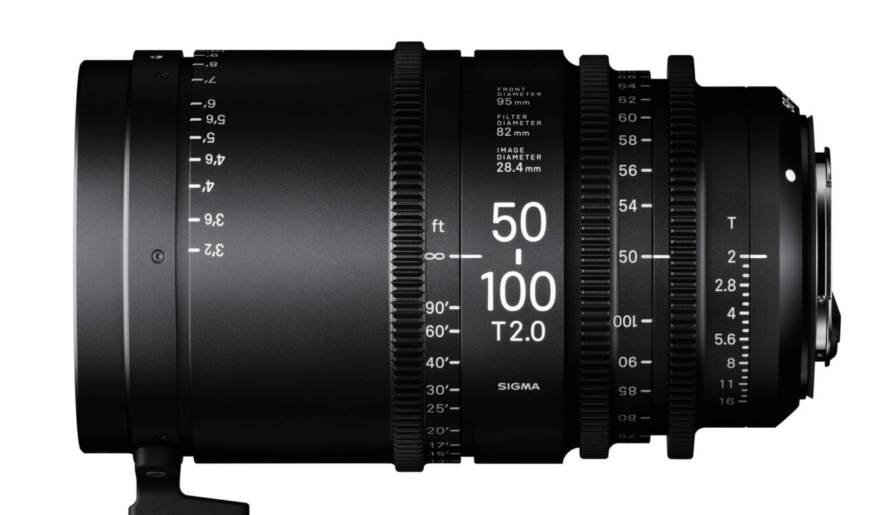 Sigma Cinema Zooms Pricing Announced