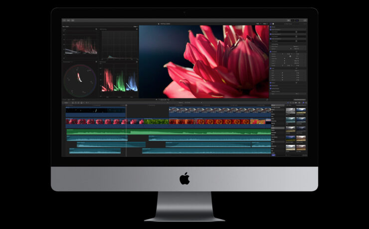 Final Cut Pro X Update - 10.3 First Hands-On Review