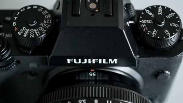 Fujifilm XT-2 Closeup