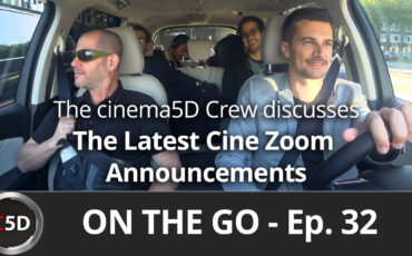 What is the Best Cine Zoom? - ON THE GO Ep. 32