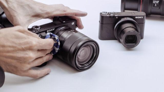 Sony RX100V, Sony a6500